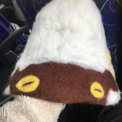 羊毛むしらば