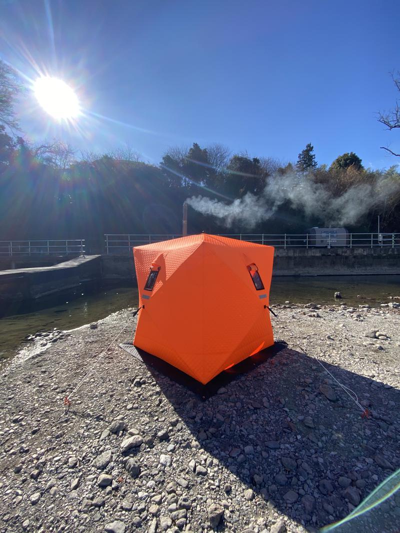 サウナモンスター(蒸獣)さんの飯能河原のサ活写真
