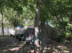 ウィンケルビレッジ朝里川温泉オートキャンプ場 写真
