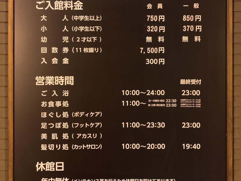 太閤の湯 写真
