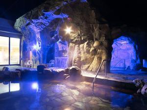 青の洞窟温泉 ピパの湯 ゆ〜りん館 写真