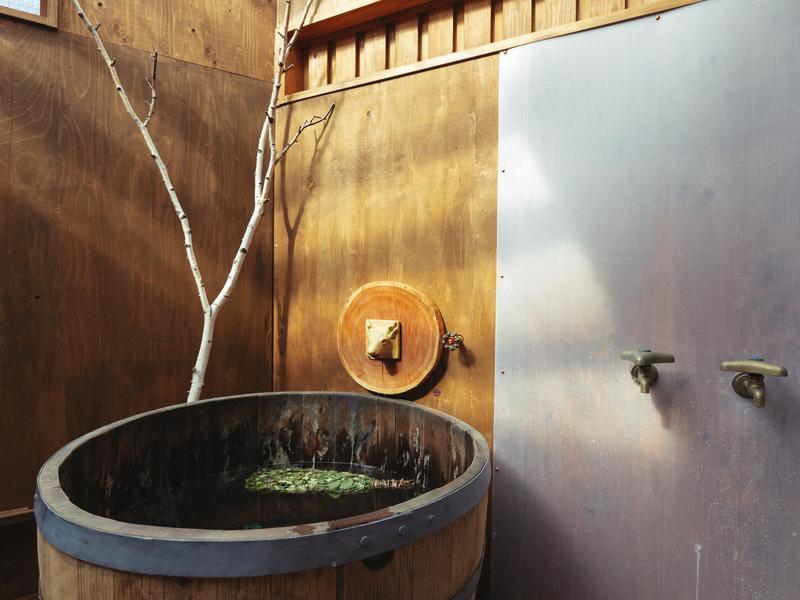tabi-shiro sauna  (宿とサウナとジェラート) 水風呂