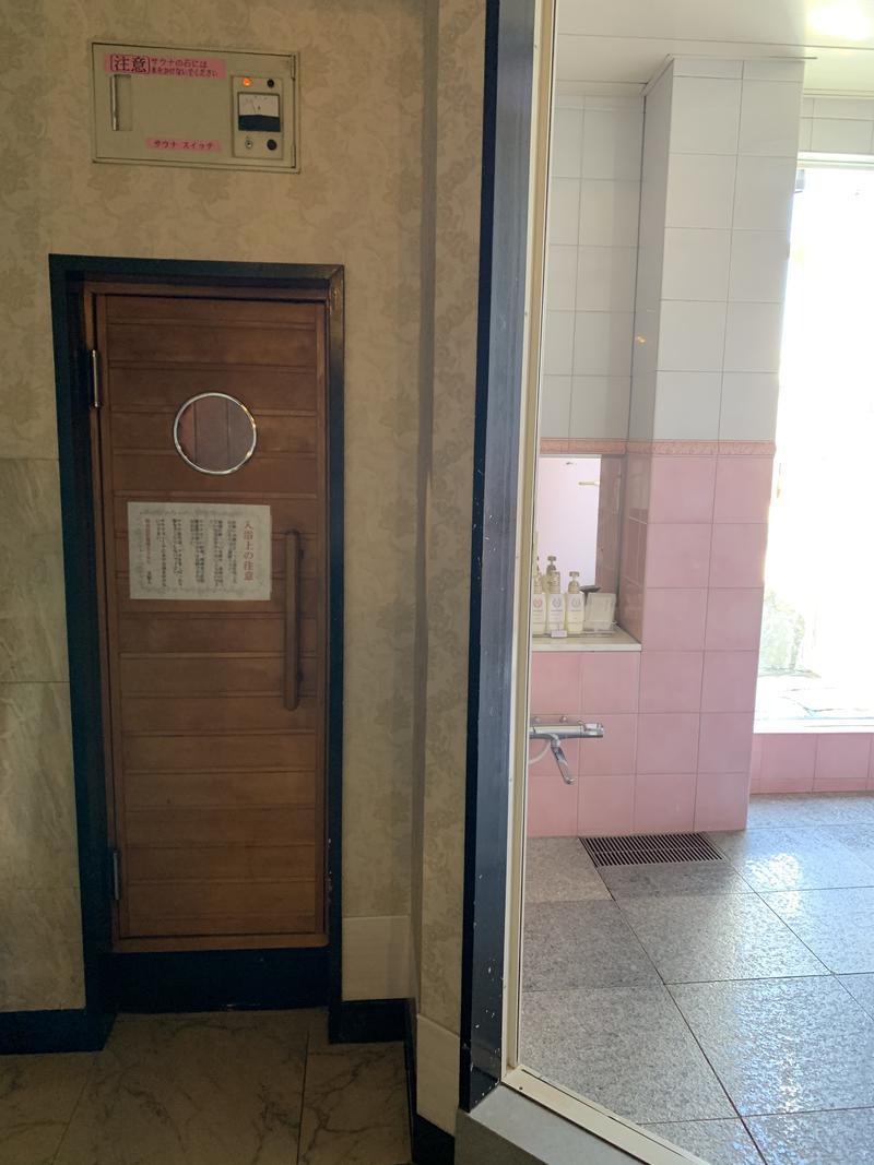 まつやさんのホテル イスパニア行田のサ活写真