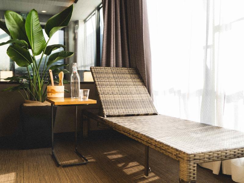 LINNAS Kanazawa Kuumus 室内 休憩スペース