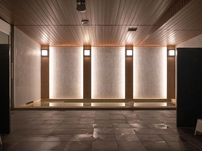 トリフィート ホテル&ポッド 金沢百万石通 大浴場