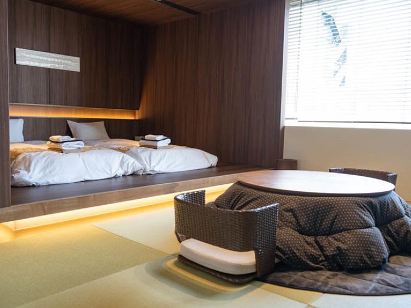 トリフィート ホテル&ポッド 金沢百万石通 プレミアムルーム