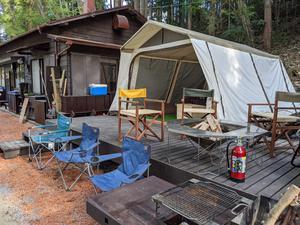 やまぼうしオートキャンプ場 写真