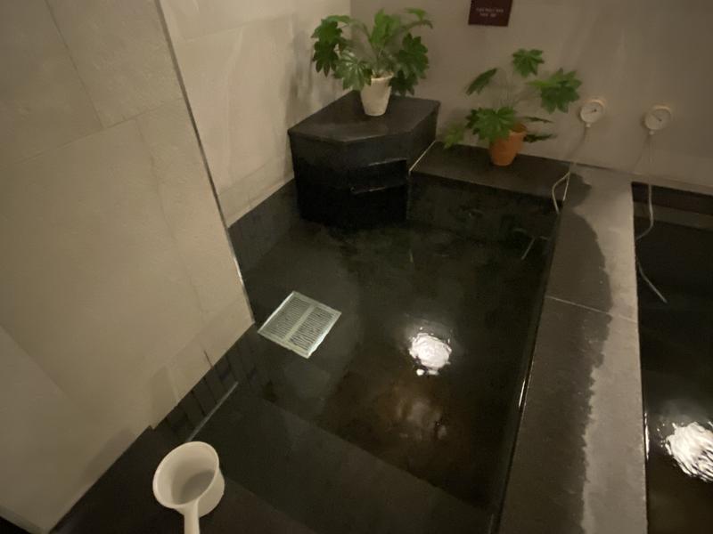 グランヴィリオリゾート石垣島 新館ヴィラガーデン かぐら 水風呂