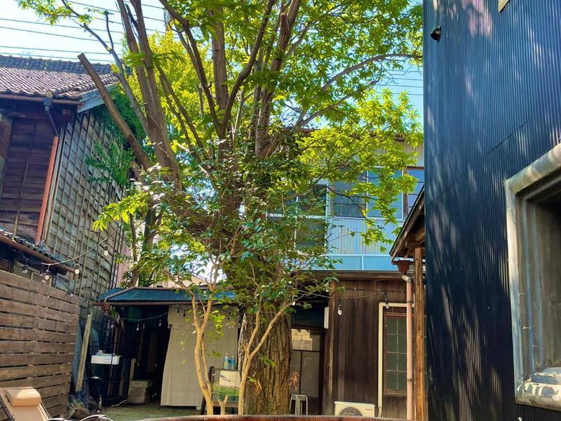 KURA SAUNA (蔵サウナ) 庭
