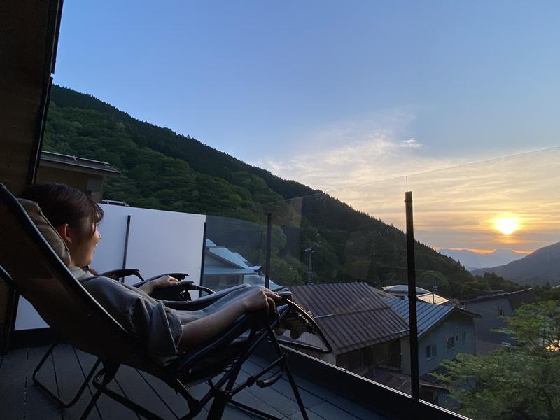 天空のサウナ 梅の屋リゾート 松川館 写真