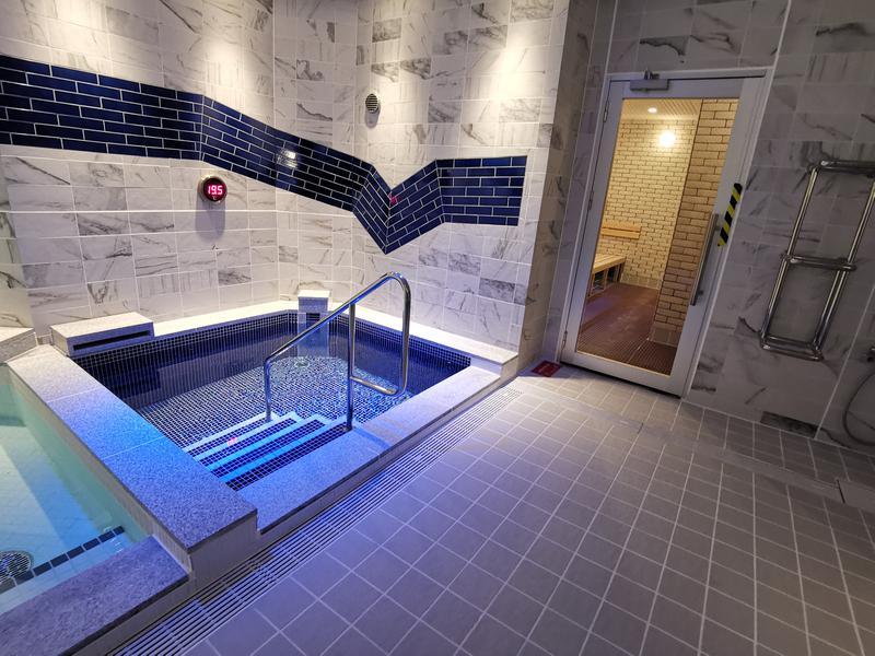 ジェクサー・フィットネス&スパ24川崎 女性水風呂