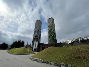 星野リゾート トマム ザ・タワー 写真