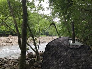 白老キャンプフィールドASOBUBA 写真