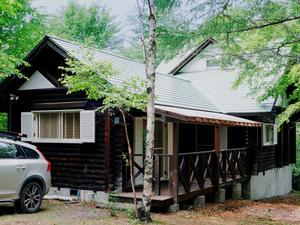 北軽井沢Little Cottage LOG 写真