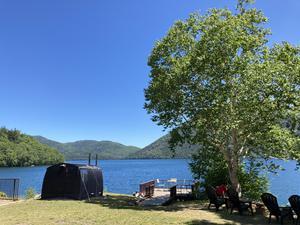 然別湖畔温泉ホテル風水 写真