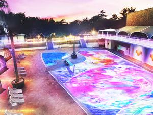 【期間限定開催】NAKED NIGHT SAUNA × HOTEL NEW OTANI -CITY RETREAT- 写真