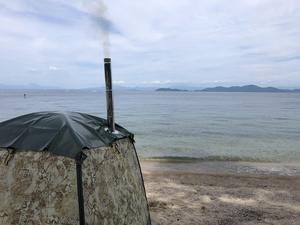 青柳浜キャンプ場 写真