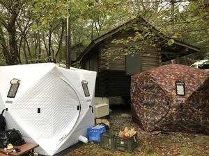 利平茶屋森林公園キャンプ場 写真
