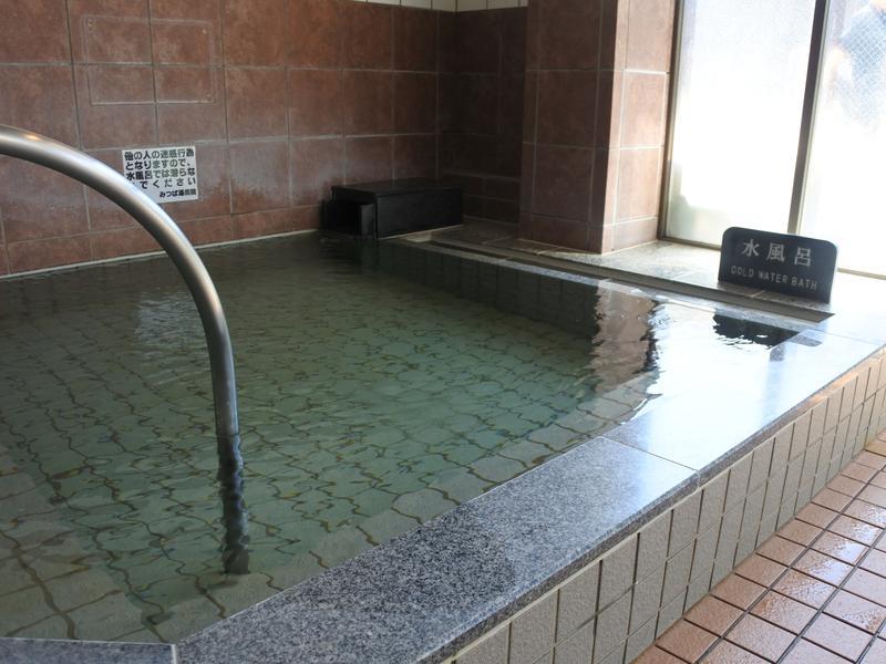 みつば湯楽院(令和の湯) 水風呂