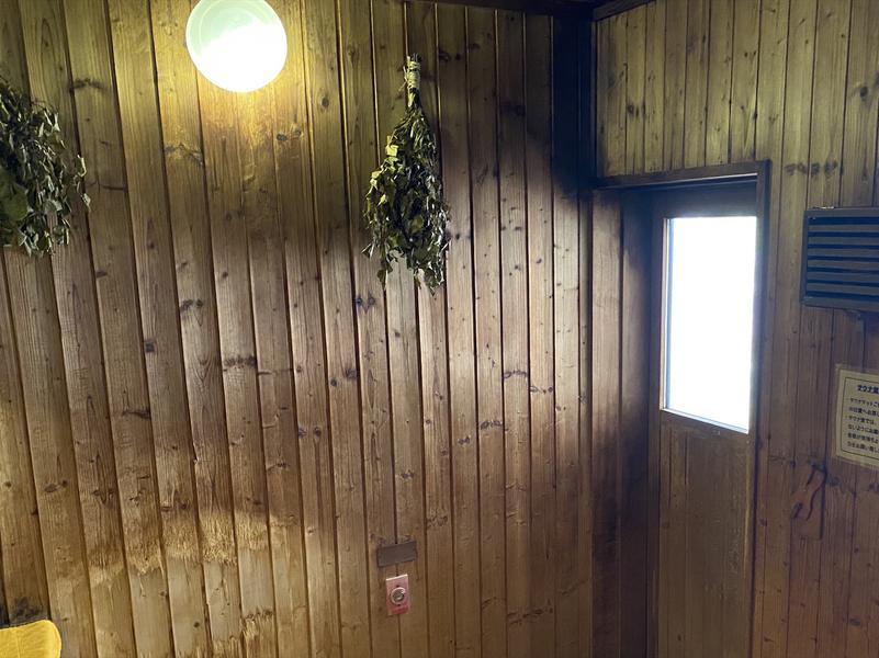 湯宿くったり温泉レイクイン サ室にはヴィヒタ