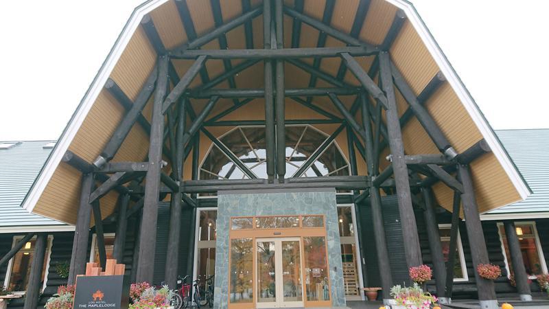 ジャスティス・ケンさんのログホテル メープルロッジのサ活写真
