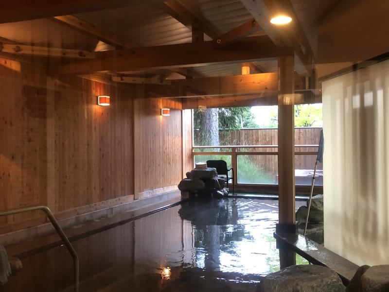 白樺リゾート 池の平ホテル 内露天風呂