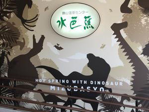 勝山温泉センター 水芭蕉 写真