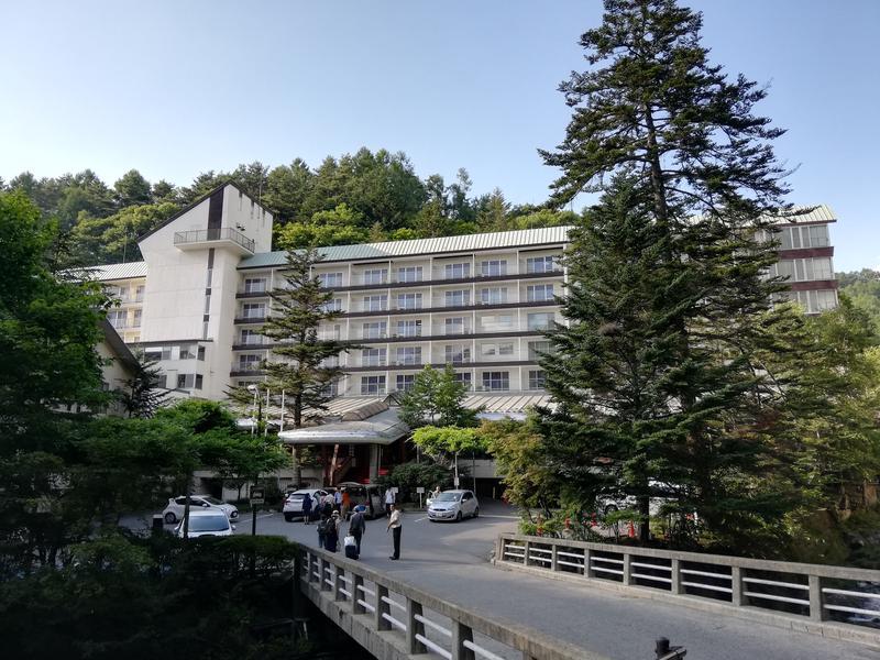 蓼科グランドホテル滝の湯 写真ギャラリー1