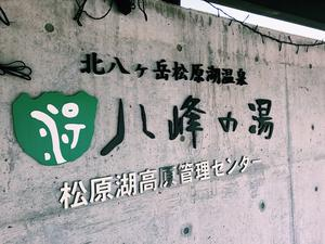 八峰の湯(ヤッホーの湯) 写真