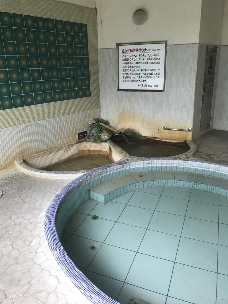 さ(;_;)さんさんの和泉館のサ活写真