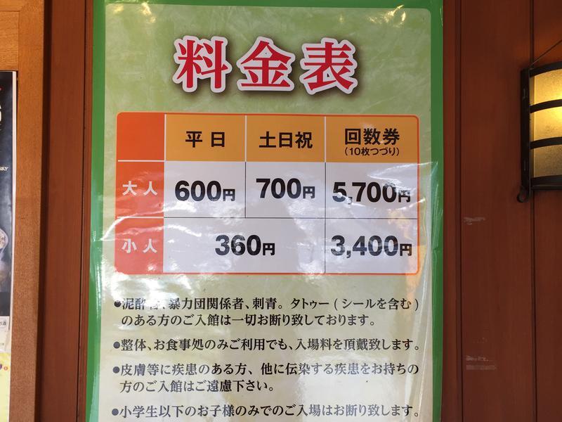 蔵の湯鶴ヶ島店 写真ギャラリー3