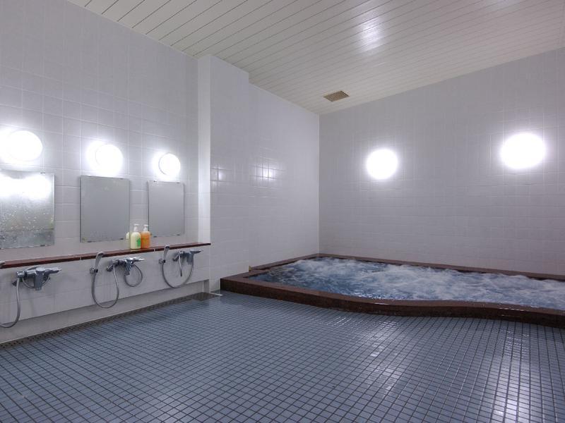 東急スポーツオアシス川口店 男性浴室