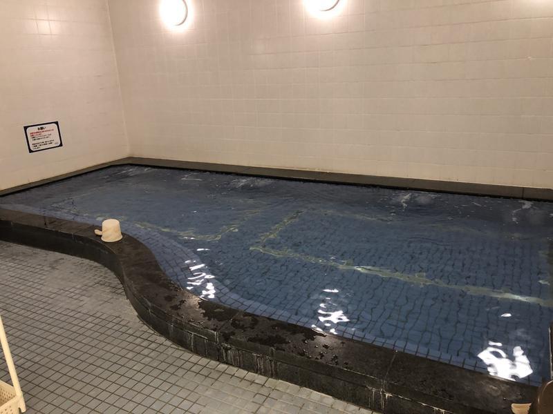 東急スポーツオアシス川口店 女性浴室