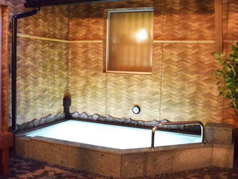 天然温泉 湯どんぶり栄湯 女性水風呂