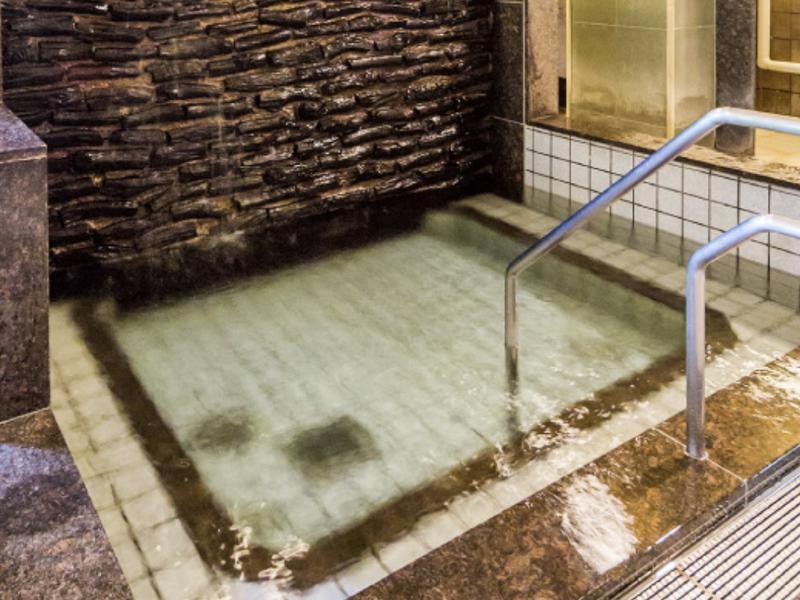 昭島温泉 湯楽の里 水風呂