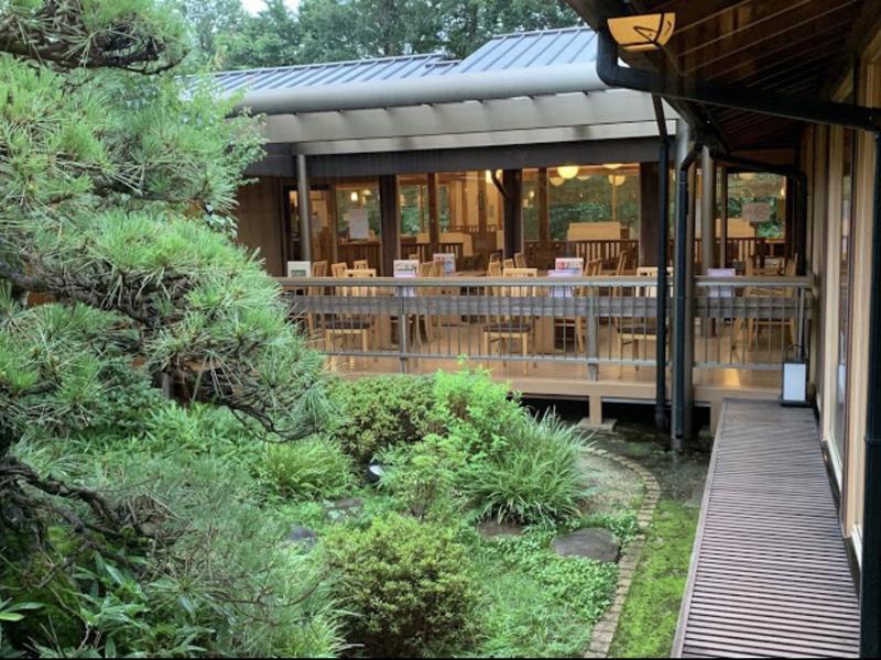 昭島温泉 湯楽の里 お食事