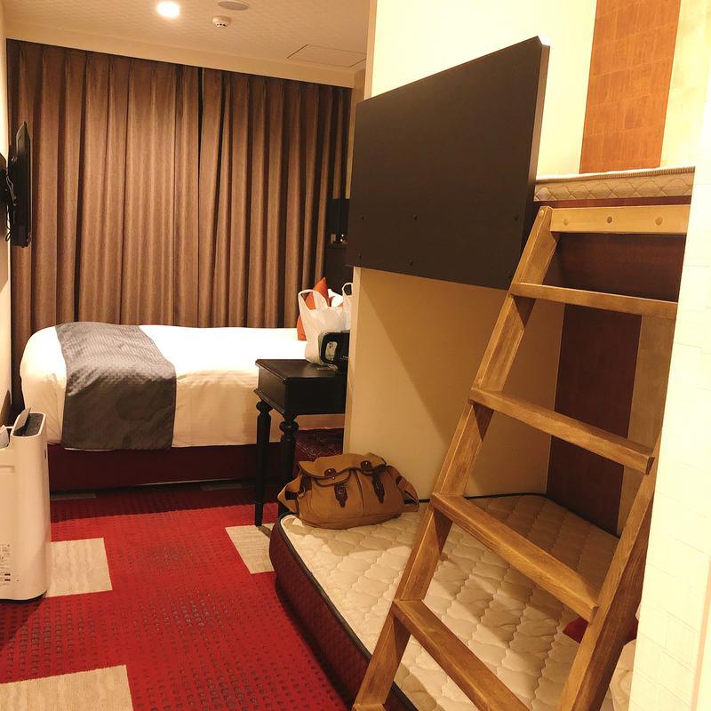 ちえさんのサウナリゾートオリエンタル上野 (センチュリオンホテル&スパ上野駅前)のサ活写真