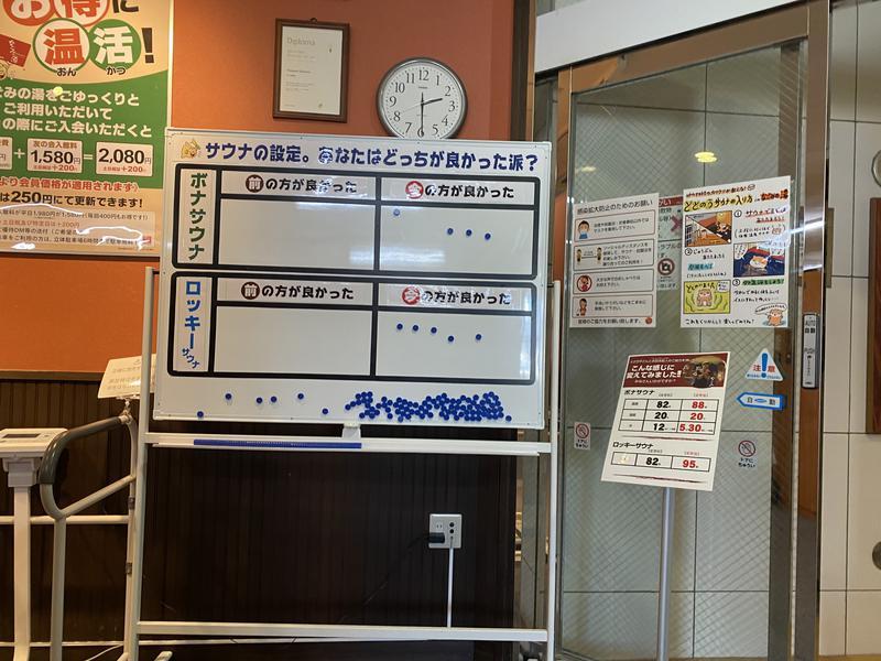 東京荻窪天然温泉 なごみの湯 写真ギャラリー2