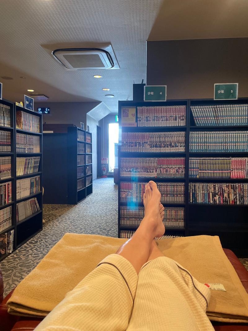 じゅんさんのカプセルホテル&サウナ ジートピアのサ活写真
