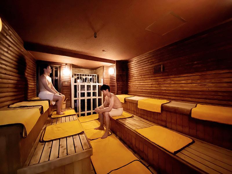 新宿区役所前カプセルホテル 写真ギャラリー1