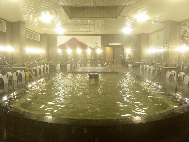 天然温泉 大喜湯昭和店 浴室