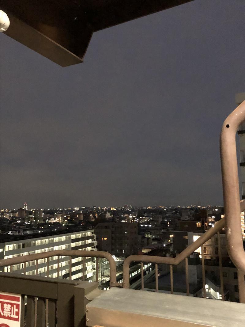 KYさんの天空のアジト マルシンスパのサ活写真