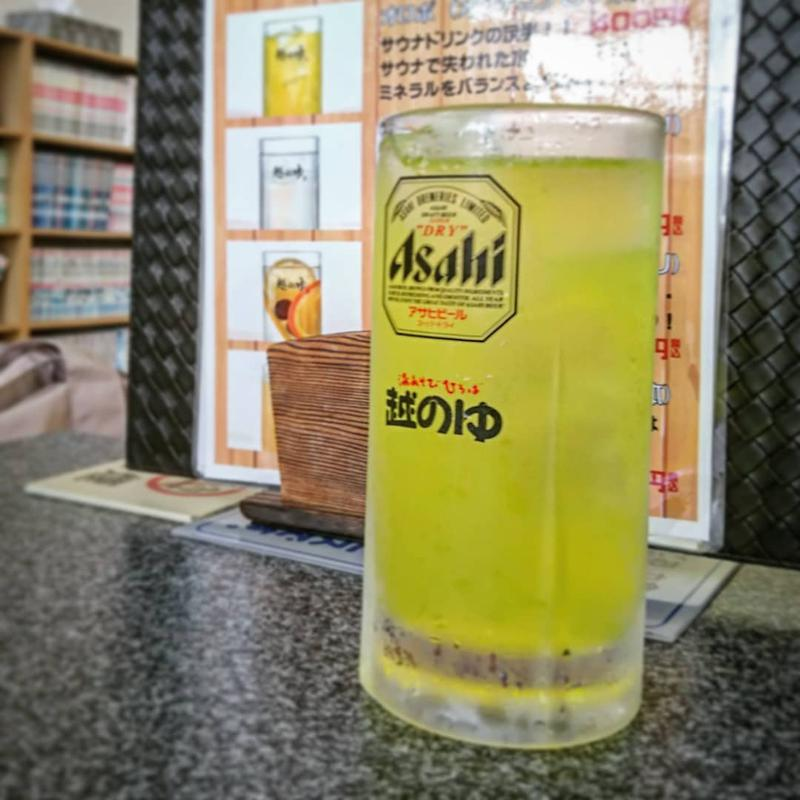 Bon Jhonsonさんの越のゆ 敦賀店のサ活写真