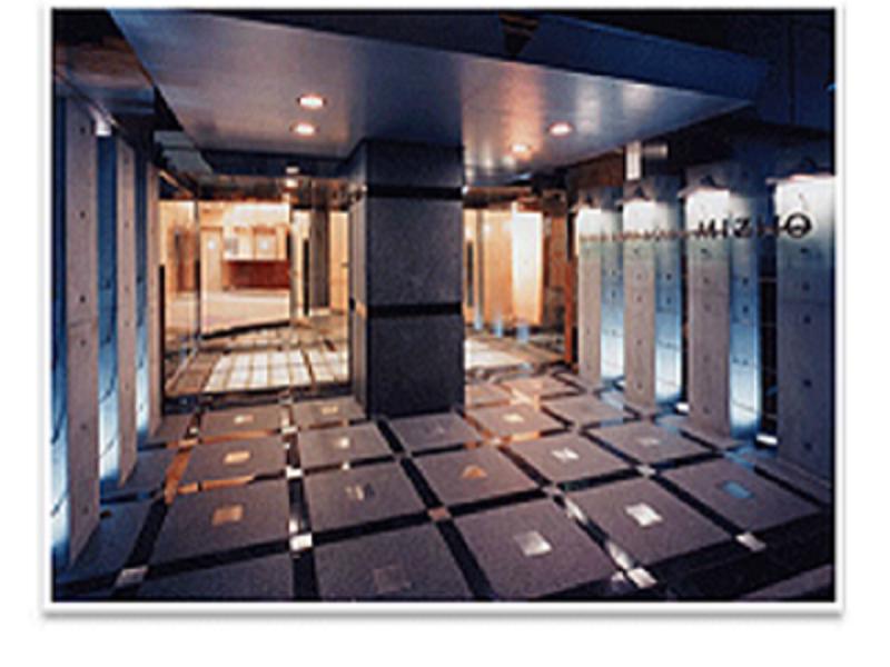 カプセルホテル・サウナみづほ エントランス