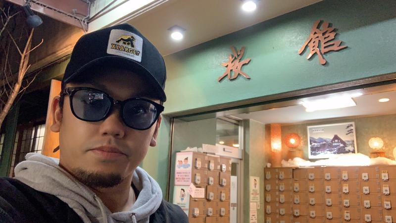 勝俣瞬馬@DDT所属プロレスラーさんの桜館のサ活写真