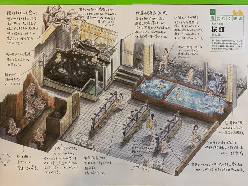 igaoさんの桜館のサ活写真