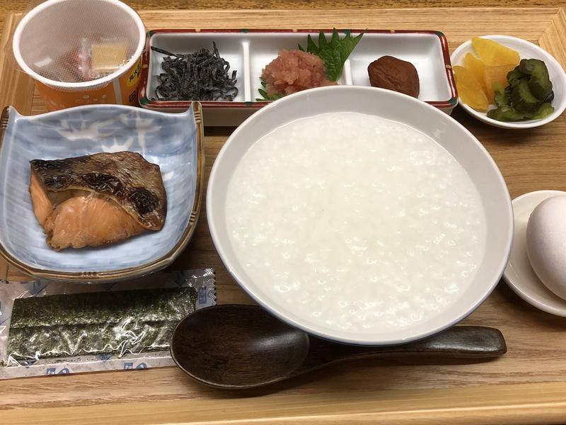 カプセルイン蒲田 ガーデンサウナ蒲田 朝ウナ+朝粥