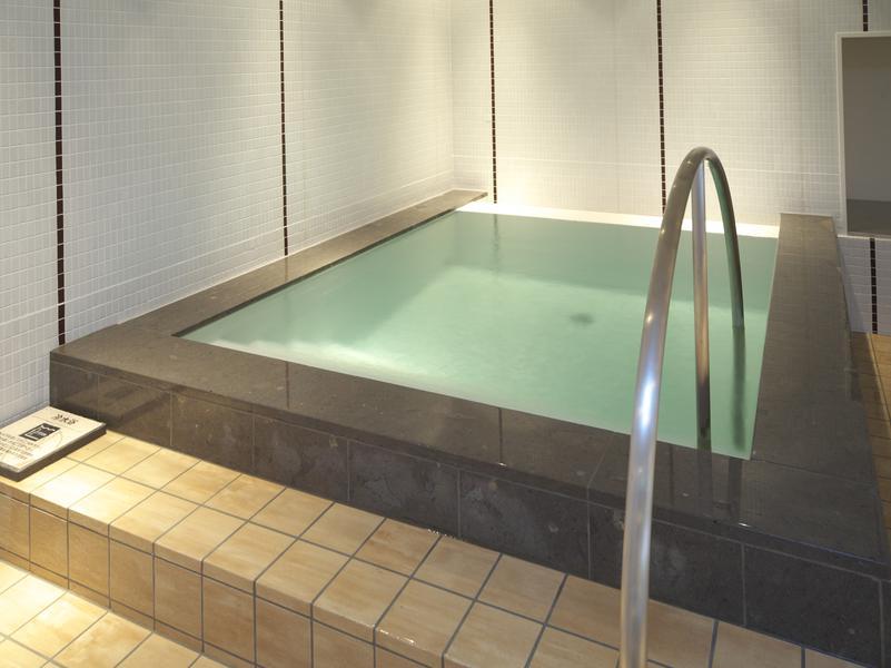 港北天然温泉ゆったりCOco(ゆったりココ) 水風呂