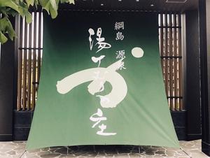綱島源泉 湯けむりの庄 写真