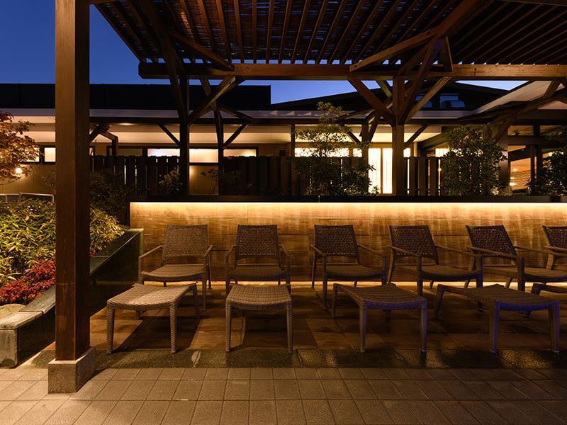 横濱スパヒルズ 竜泉寺の湯(横浜鶴ヶ峰店) ととのい椅子